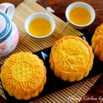 Shanghai Mooncakes 上海月饼