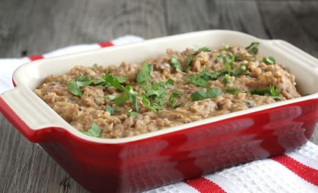 Vegetarian Refried Beans Image