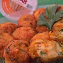 Crab Tofu Balls