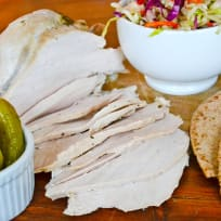 Pressure Cooker Turkey Breast Recipe