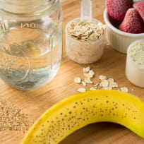 Oatmeal Smoothie Recipe