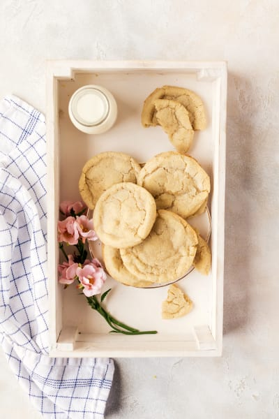 Brown Butter Chai Sugar Cookies Picture