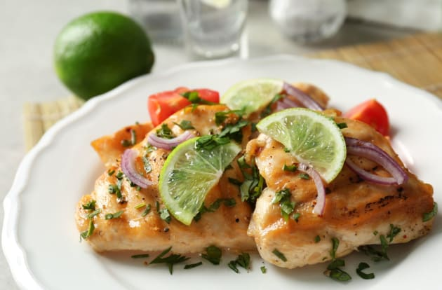 Tequila Lime Chicken Pic