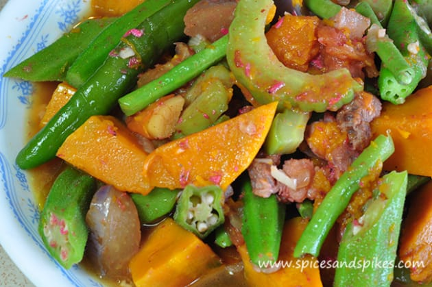 Pinakbet By Spices Spikes Food Fanatic