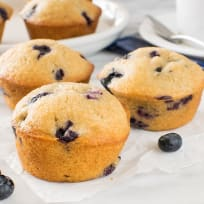 Blueberry Chai Muffins Recipe