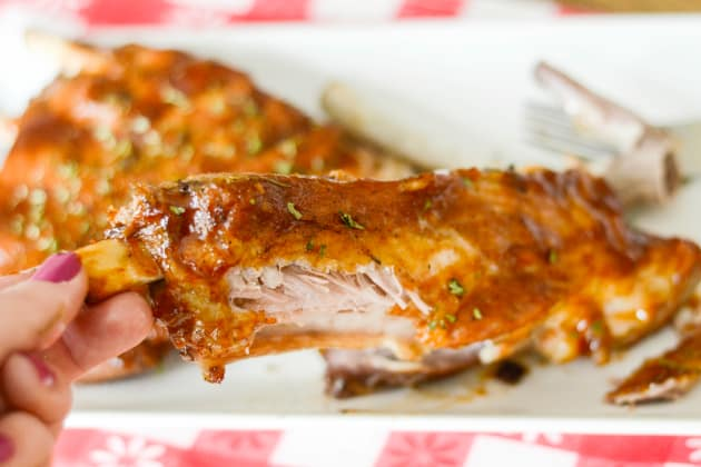 Instant Pot Ribs with Maple Glaze Pic