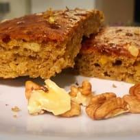 Gluten-Free Chickpea Flour Cake