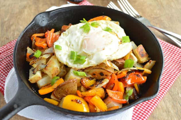 Easy Potato Breakfast Skillet Photo