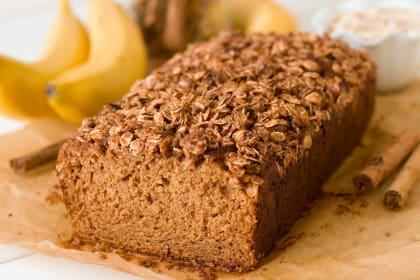 Gluten Free Banana Bread: Homey Goodness