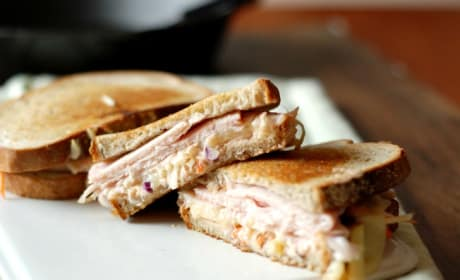 The Rachel Sandwich Photo