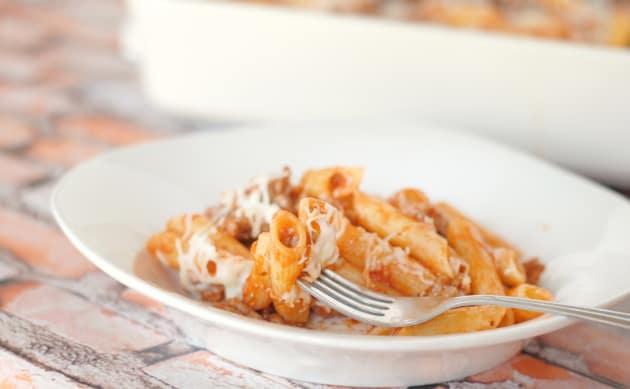 Italian Sausage Penne Image