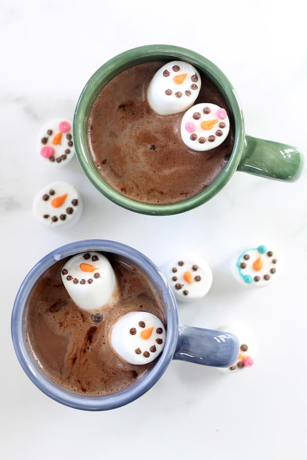 File 2 - Homemade Williams-Sonoma Marshmallow Snowmen