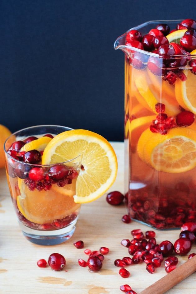 Christmas Sangria Picture