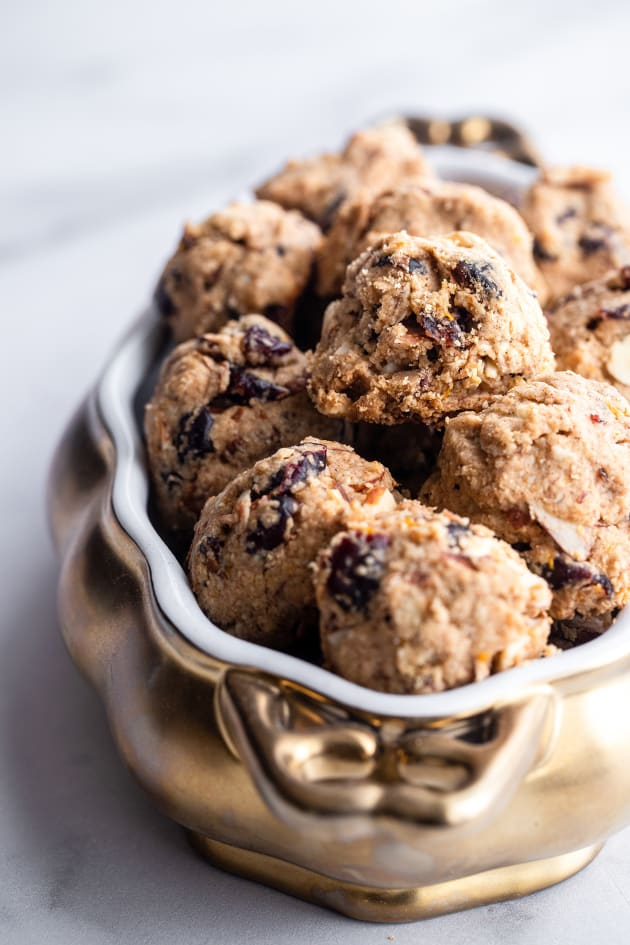 Cardamom Cranberry Clusters Image