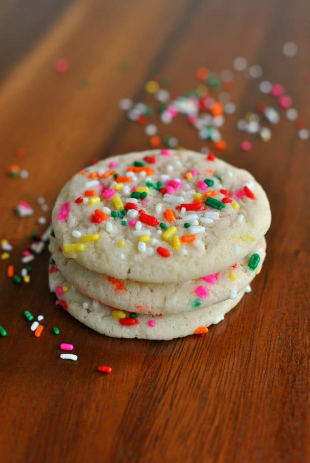 Funfetti Cookies Picture