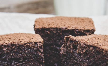 Chocolate Sponge Pudding Picture
