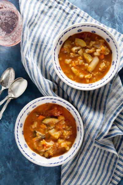Roast Vegetable Soup Pic