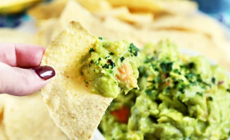 Tropical Guacamole Photo