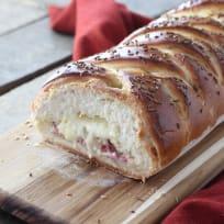 Reuben Bread Recipe
