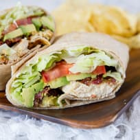 Chicken Club Wrap Recipe