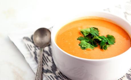 3 Ingredient Pumpkin Soup