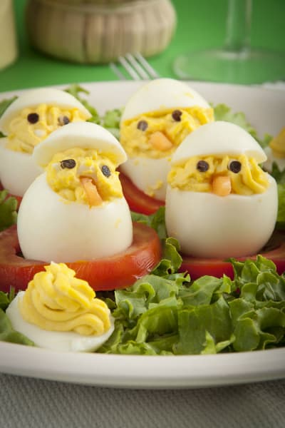 How to Make Deviled Eggs Image