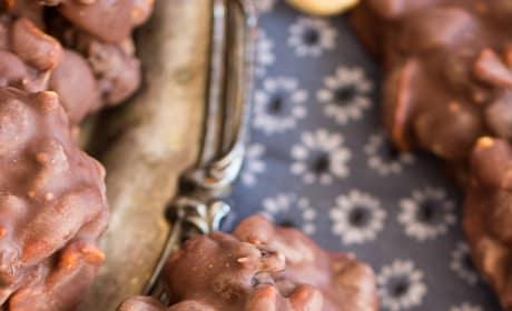 Raisin Cashew Fudge Drops Image