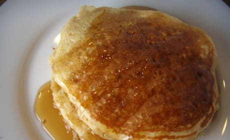 Homemade Pancake Recipe