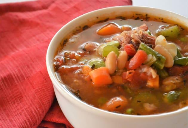 Ham Bone Soup Image