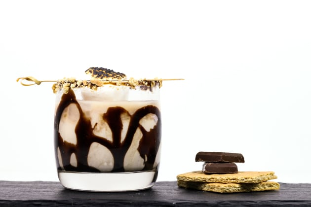 File 1 - S'mores White Russian