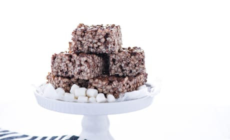 Gluten Free Chocolate Rice Krispie Treats Recipe