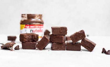 Nutella Fudge Recipe