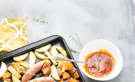 Sheet Pan Sausage Dinner Picture