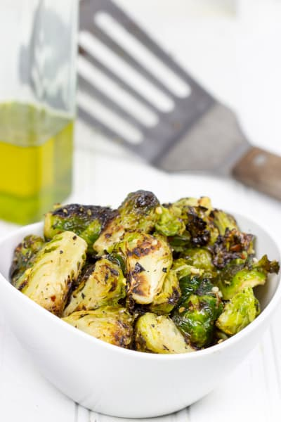 Grilled Brussels Sprouts Picture