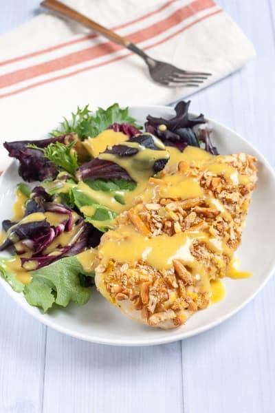 Gluten Free Pretzel Chicken Image