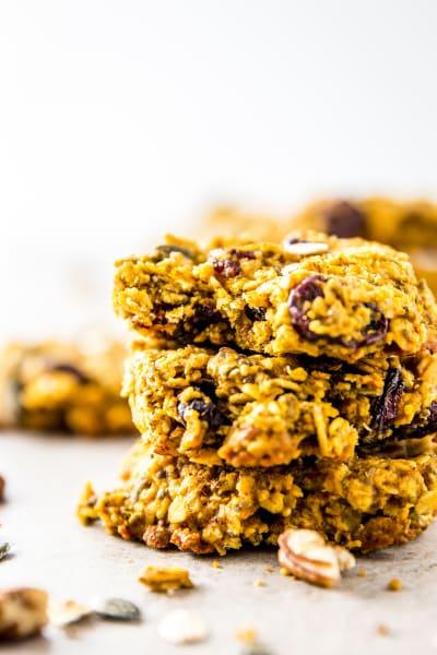 Pumpkin Breakfast Cookies Image