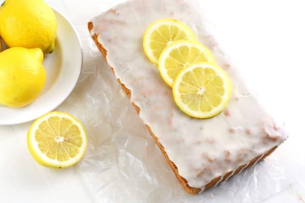 Gluten Free Lemon Poppyseed Bread Image