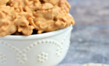 No Bake Haystack Cookies Picture