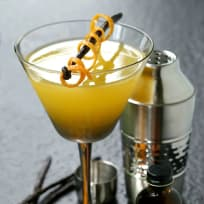 Orange Blossom Vodka Martini Recipe