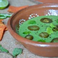 Salsa Verde Chutney