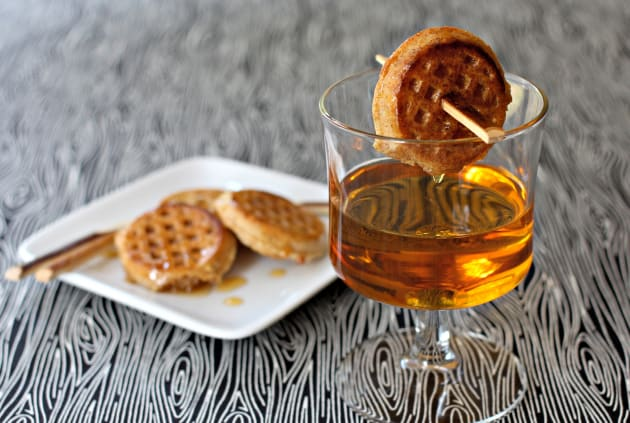Maple 43 Cocktail Photo