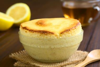 Lemon Soufflé Recipe