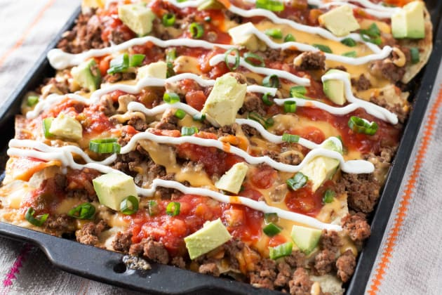 Loaded Nachos Photo