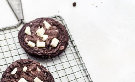 Peppermint Chocolate Cookies Pic