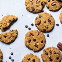 Keto Pumpkin Chocolate Chip Cookies Recipe