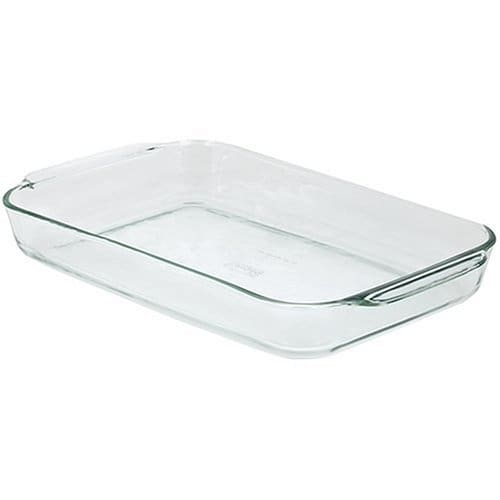Pyrex Baking Dish - 4.8 Quart