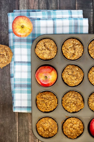 Apple Cinnamon Muffins Picture