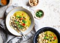 Instant Pot Tahini Cashew Curry Recipe
