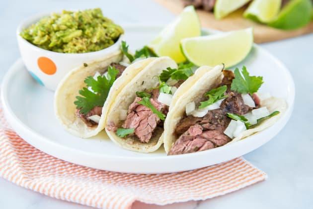 Flank Steak Tacos Image