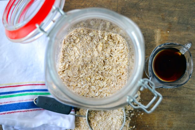 Homemade Instant Oatmeal Picture